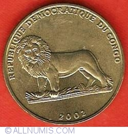 Image #1 of 1 Franc 2002