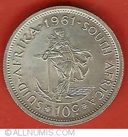 Imaginea #1 a 10 Cents 1961