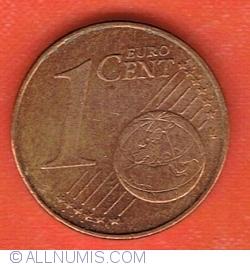 Imaginea #1 a 1 Euro Cent 2015