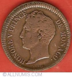 Image #1 of 1 Decime 1838