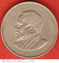 Imaginea #2 a 2 Shillings 1966
