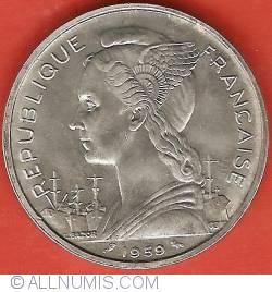 Imaginea #1 a 5 Francs 1959