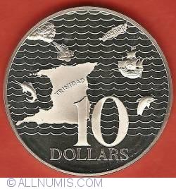 Imaginea #1 a 10 Dollars 1974