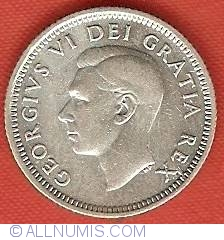 Image #1 of 10 Cents 1952
