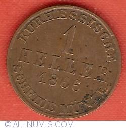 Image #2 of 1 Heller 1866