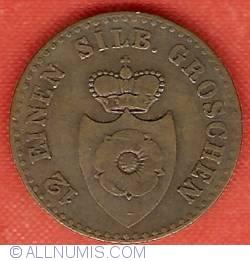 Image #1 of 1 Pfennig 1847
