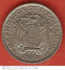 Imaginea #1 a 10 Centavos 1928