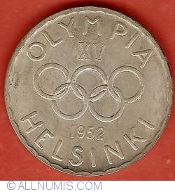 Image #2 of 500 Markkaa 1952 - Olympic Games