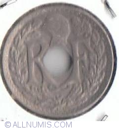 Image #1 of 5 Centimes 1918