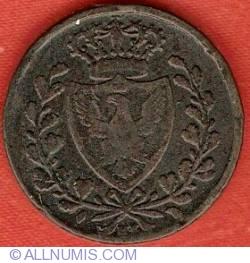 Image #1 of 3 Centesimi 1826