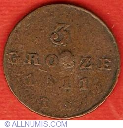 Image #2 of 3 Grosze 1811