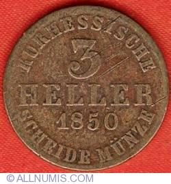 Image #2 of 3 Heller 1850