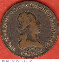 Image #1 of 3 Kreuzer 1812 B