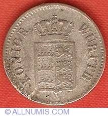 Image #1 of 3 Kreuzer 1844