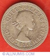 Image #1 of 3 Pence 1957