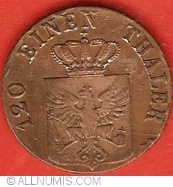 Image #1 of 3 Pfennige 1842 D