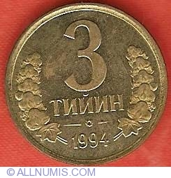 Imaginea #2 a 3 Tiyin 1994