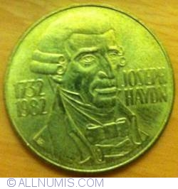 20 Schilling 1992 - Joseph Haydn