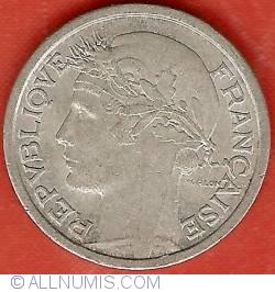 Image #1 of 1 Franc 1946 B