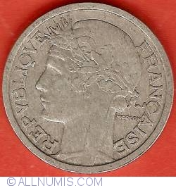 Image #1 of 2 Francs 1945