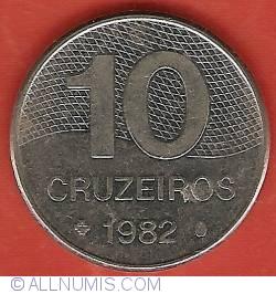 Image #2 of 10 Cruzeiros 1982