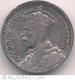 Image #1 of 3 Pence 1934