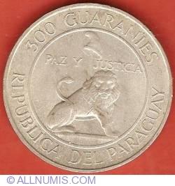 Imaginea #1 a 300 Guaranies 1968