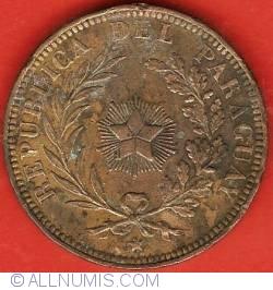 Imaginea #1 a 4 Centesimos 1870