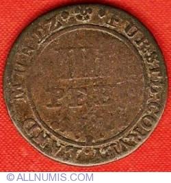 Image #2 of 4 Pfennig 1787