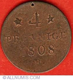 Image #2 of 4 Pfennige 1808