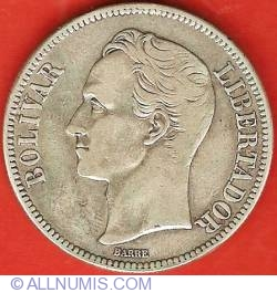 Imaginea #2 a 5 Bolivares 1936
