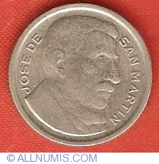 Image #2 of 5 Centavos 1952
