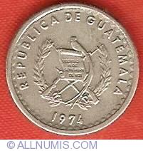 Image #1 of 5 Centavos 1974