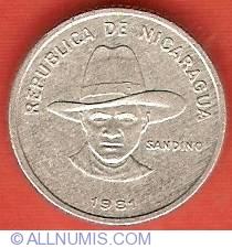 Image #1 of 5 Centavos 1981