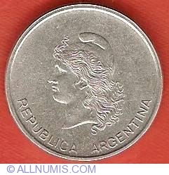 Image #1 of 5 Centavos 1983