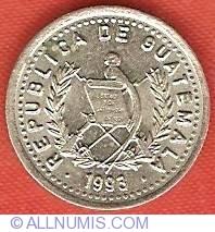 Image #1 of 5 Centavos 1993