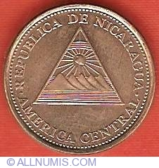 Image #1 of 5 Centavos 2002