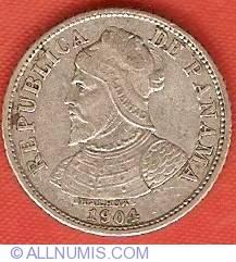 Imaginea #1 a 5 Centesimos 1904
