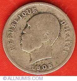 Imaginea #1 a 5 Centimes 1905