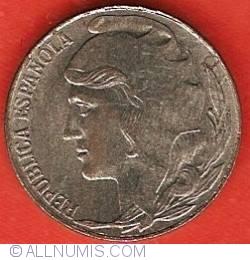 Image #1 of 5 Centimos 1937