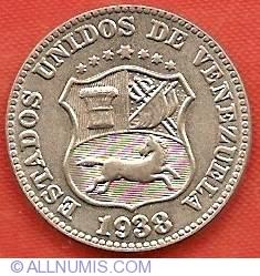 Image #1 of 5 Centimos 1938