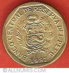 Image #1 of 5 Centimos 1997