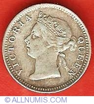 Image #2 of 5 Cents 1900
