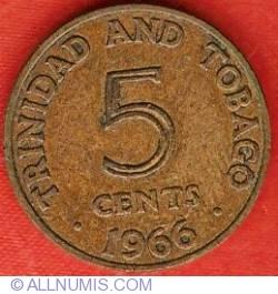 Imaginea #1 a 5 Cents 1966
