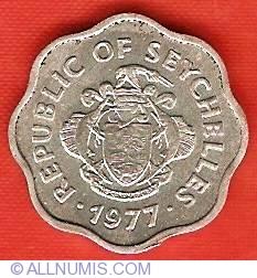 5 Cents 1977 - FAO