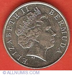 Image #2 of 5 Cents 2002