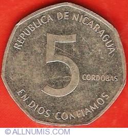 Image #1 of 5 Cordobas 1984