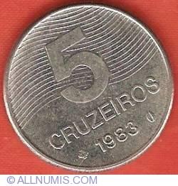 Image #2 of 5 Cruzeiros 1983