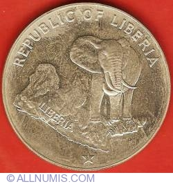 Image #1 of 5 Dollars 1974