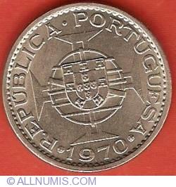 Image #1 of 5 Escudos 1970